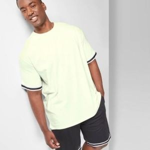 Original Use™ Men's Casual Fit Taped T-shirt